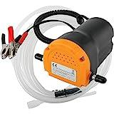 Amarine Made Extractor de bomba de cambio de aceite de 12 V 60 W, extractor de bomba de aceite y diésel, bomba de cambio de a