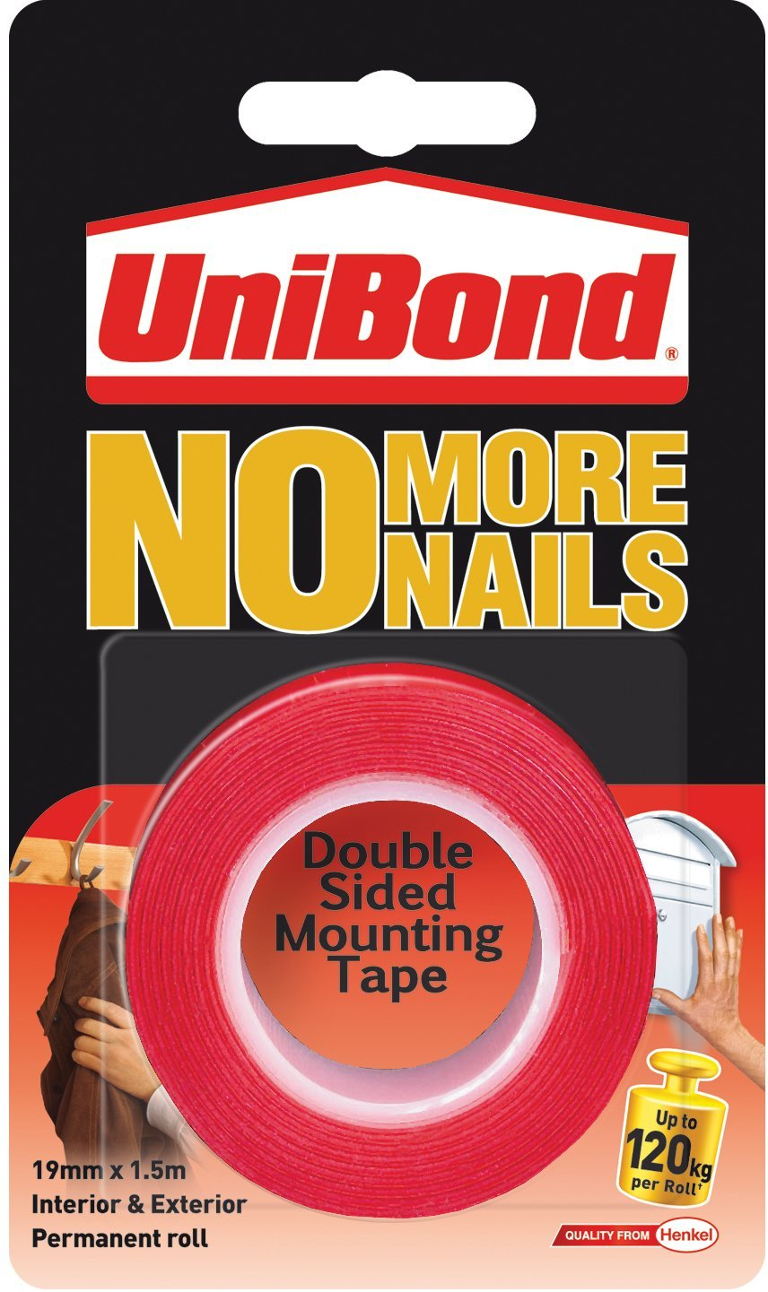 Charming Amazon.com : HENKEL NO MORE NAILS 1.5M ON A ROLL PERM : Office Adhesives  And Accessories : Office Products