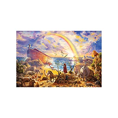 [ Puzzle Life ] Norak'H ARK Ⅱ | 1000 Piece Jigsaw Puzzle for Adults, Teens and Family: Toys & Games