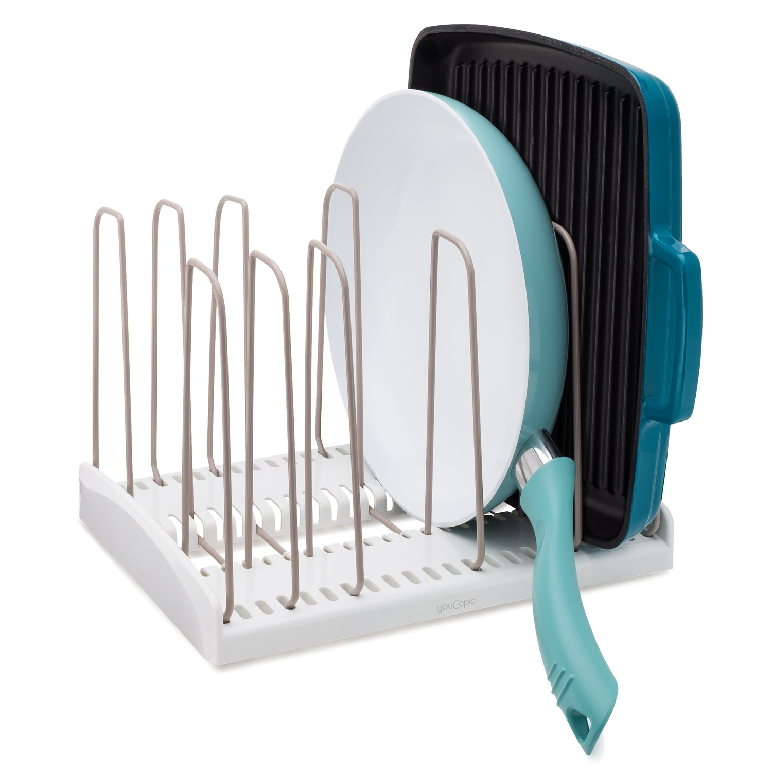 YouCopia Cookware Rack Extra Wire Dividers, Set of 4 by YouCopia (Image #5)
