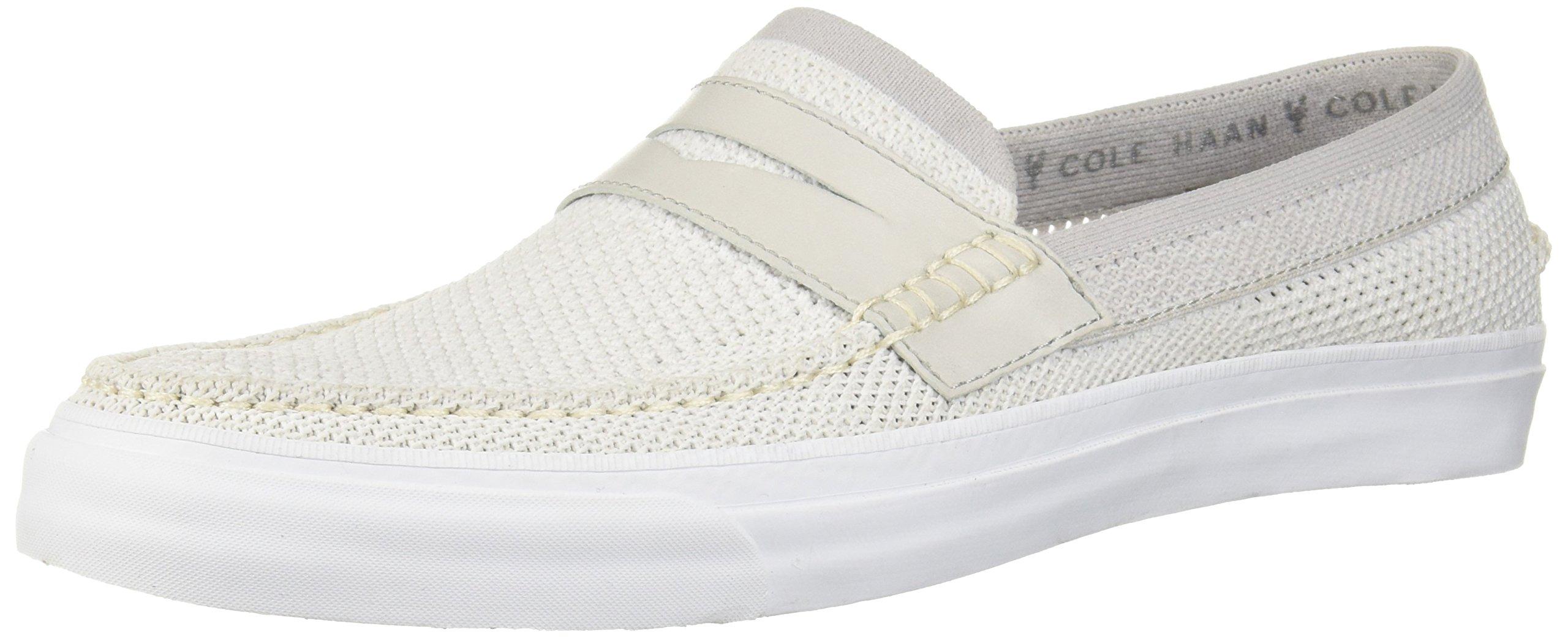 9e46e3f57bf Galleon - Cole Haan Men s Pinch Weekender LX Stitchlite Penny Loafer Vapor  Gray Optic Whte 8.5 M US