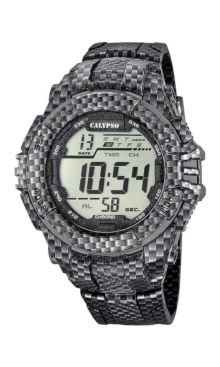 Calypso K5681/7 - Reloj de Pulsera Hombre, Plástico, Color