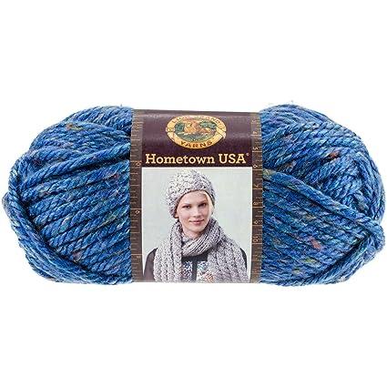 Amazon.com  Lion Brand Yarn 135-309 Hometown USA Yarn 00e762f37a6