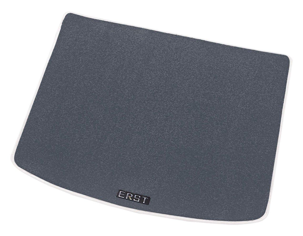 ボルボ専用ERST(エアスト)V40(MB)カスタムフロアマット(ラゲッジ) マット本体カラー:グレー/マットエッジ:ホワイト GW B0105SP0BU マット:グレー/エッジ:ホワイト マット:グレー/エッジ:ホワイト