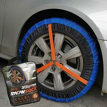 Amazon Com Atliprime Fabric Snow Chain Textile Tire Chains Auto