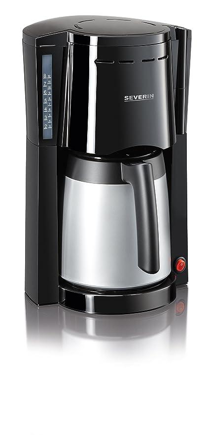 SEVERIN KA 9482 Cafetera para filtros de Café Molido, 8 tazas ...