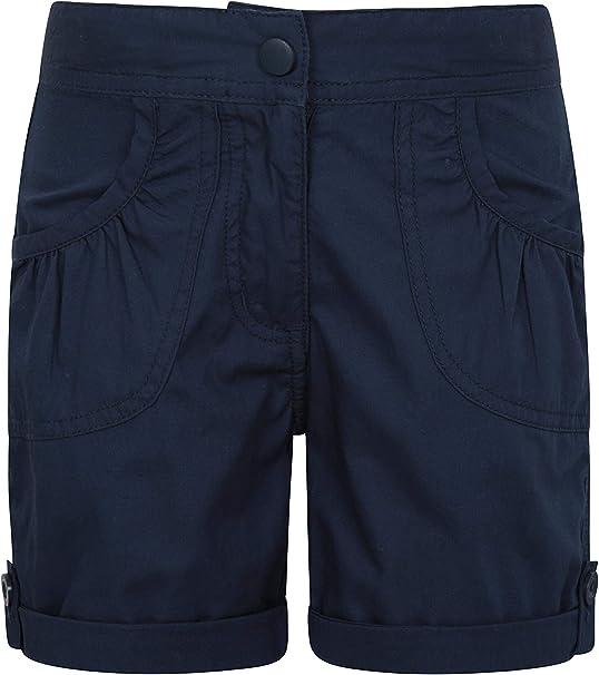 Mountain Warehouse Pantalón Corto Shore para niña - Pantalón Corto ...