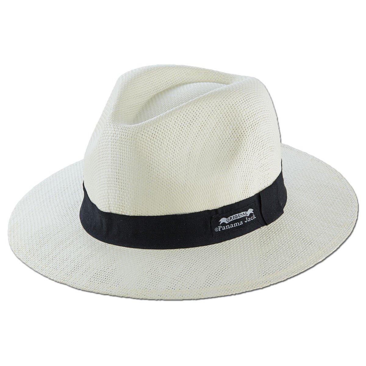 156b6b43b Original Panama Jack The Matte Toyo Straw Sun Safari Hat: Amazon.ca ...