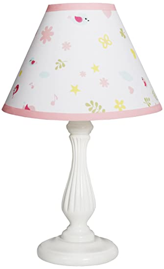 GEENNY OptimaBaby Happy Enchanted Birds Lamp Shade Without Base