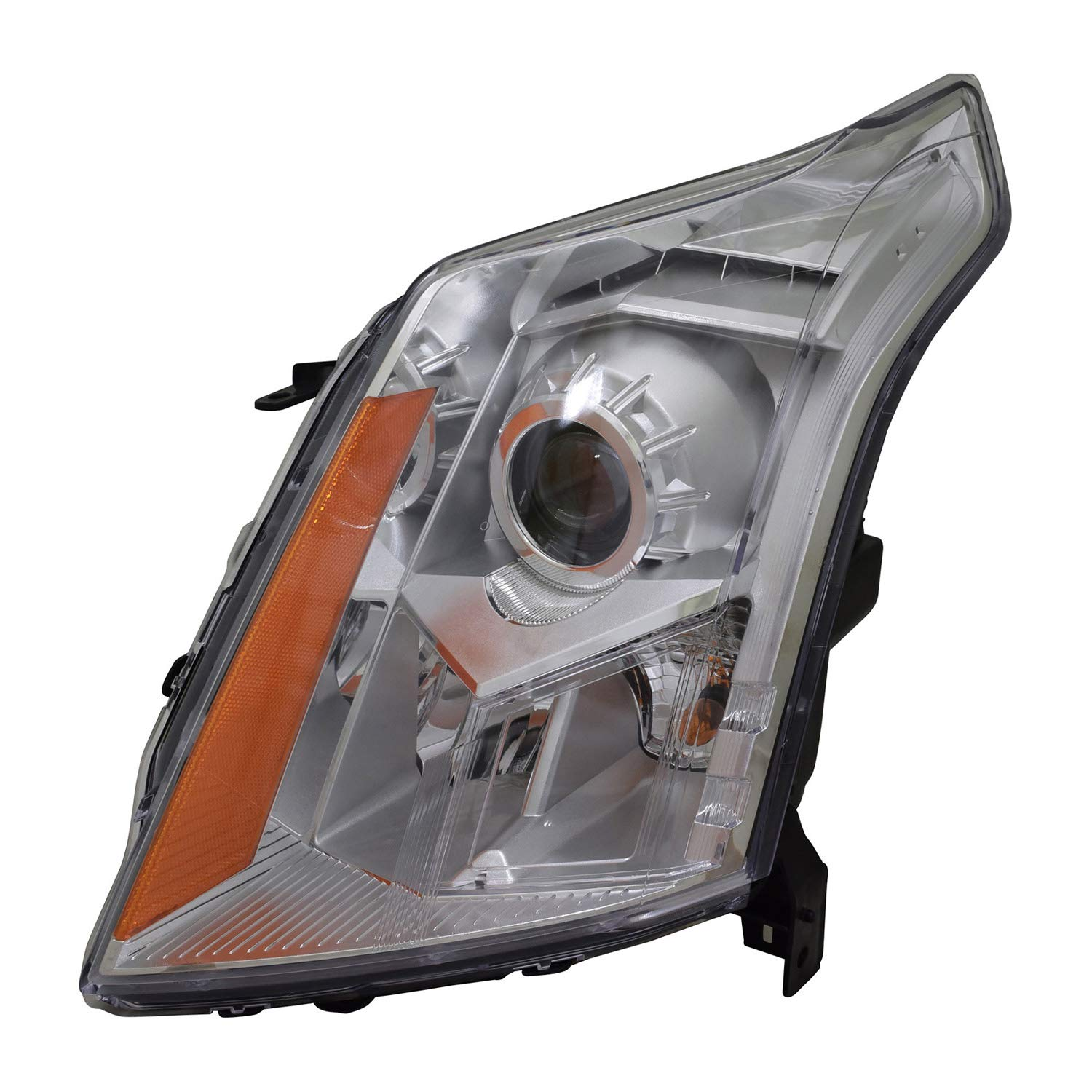 No variation Multiple Manufactures GM2502432C Standard Headlight Assembly