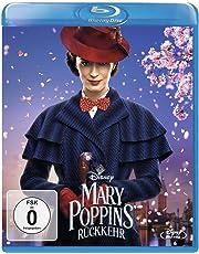 Mary Poppins' Rückkehr [Blu-ray]