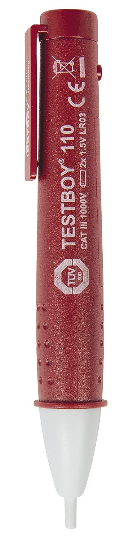 Testboy 110 Spannungstester, 12-1000V, optische Anzeige