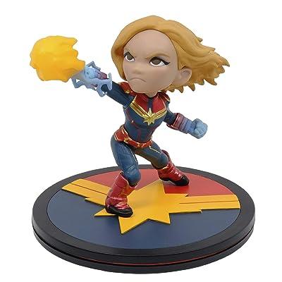 QMx Captain Marvel Q-Fig Figure Diorama: Toys & Games