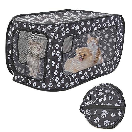 Portátil Carpa Plegable Para Mascotas Dog House Plegable Para ...