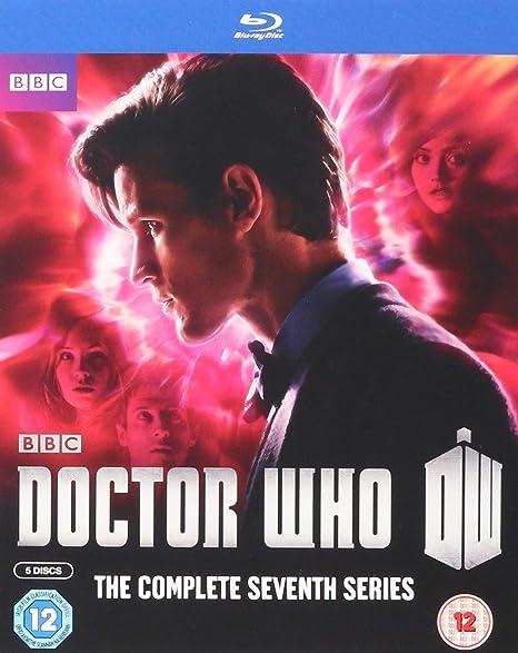 Doctor Who - La Serie Completa Reino Unido Blu-ray: Amazon.es ...