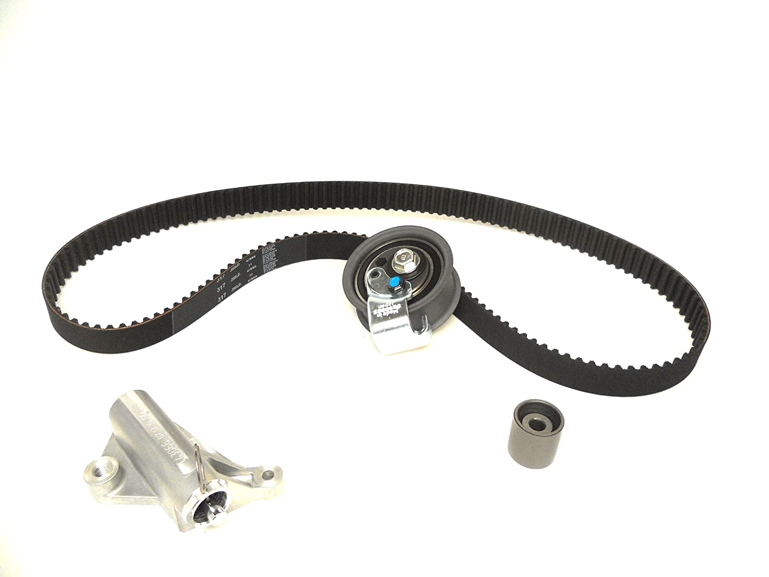 and 2 Tensioners ACDelco TCK317 Professional Timing Belt Kit with Idler Pulley 2 Belts