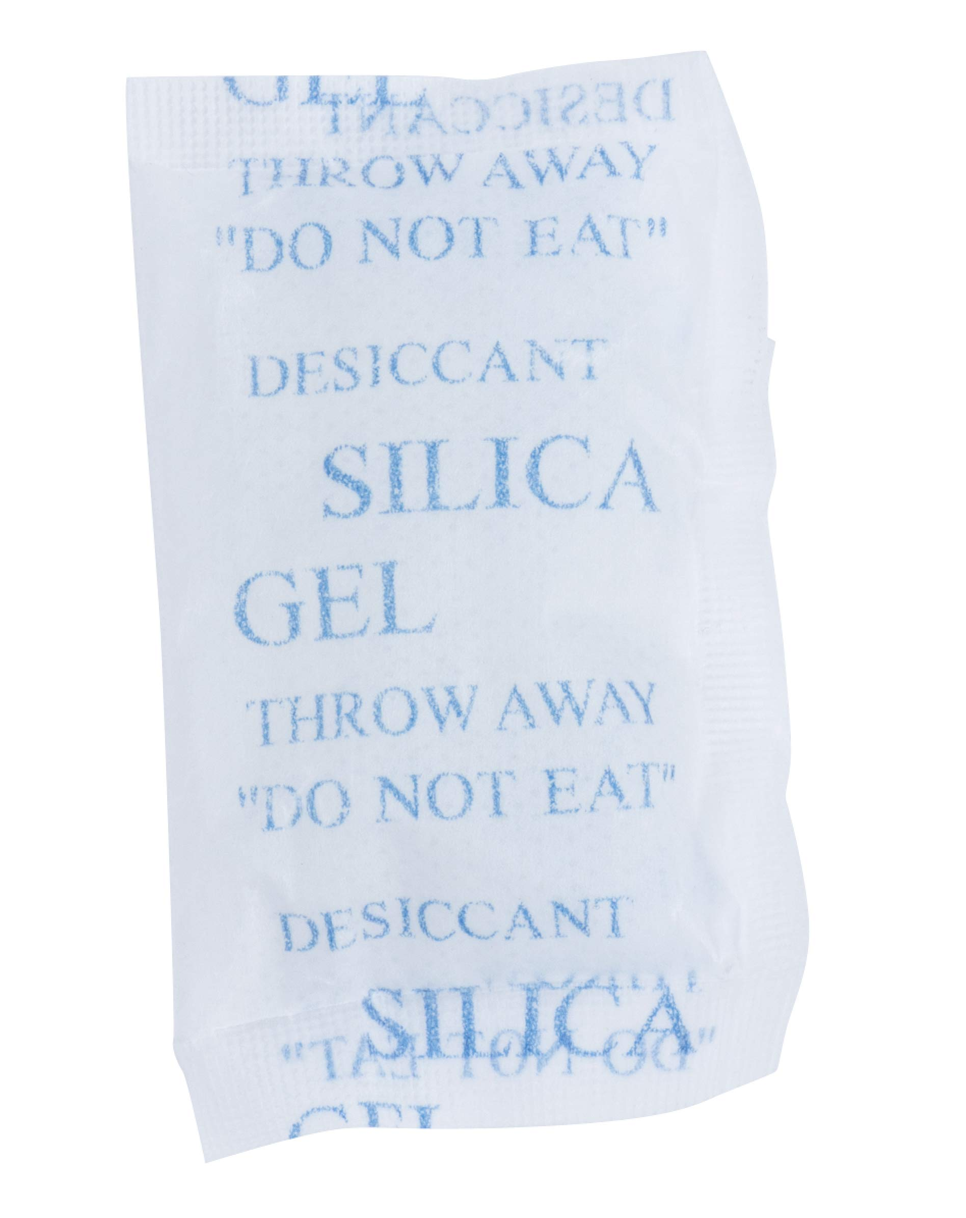 Silica Gel Packets - 100-Pack Silica Gel Packs, 10 Gram Desiccant, Dehumidifier, Prevent Humidity, Mold, Mildew, Odor by Juvale (Image #4)