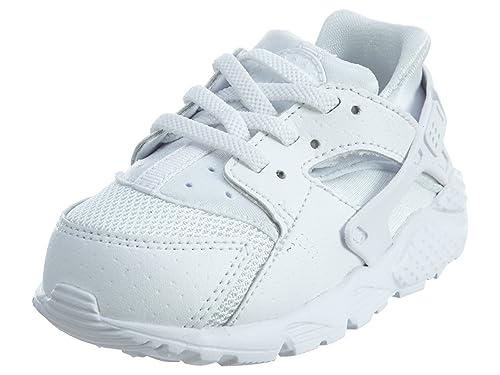 Nike Huarache Run (TD), Zapatos de Primeros Pasos Bebé-para Niños: Amazon.es: Zapatos y complementos