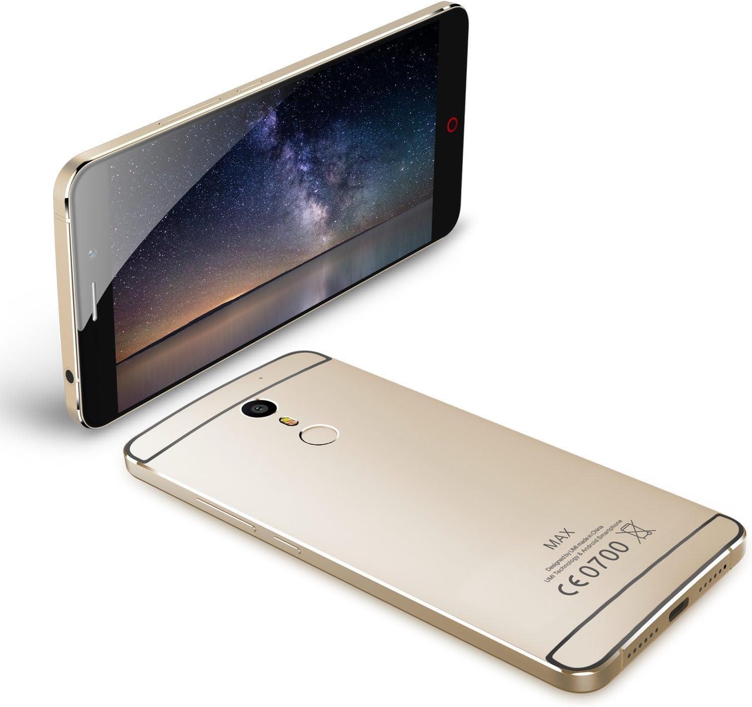 UMI MAX 16GB LTE Dual: Amazon.es: Electrónica