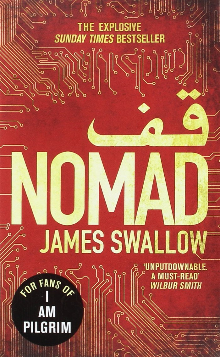 Nomad JAMES SWALLOW product image