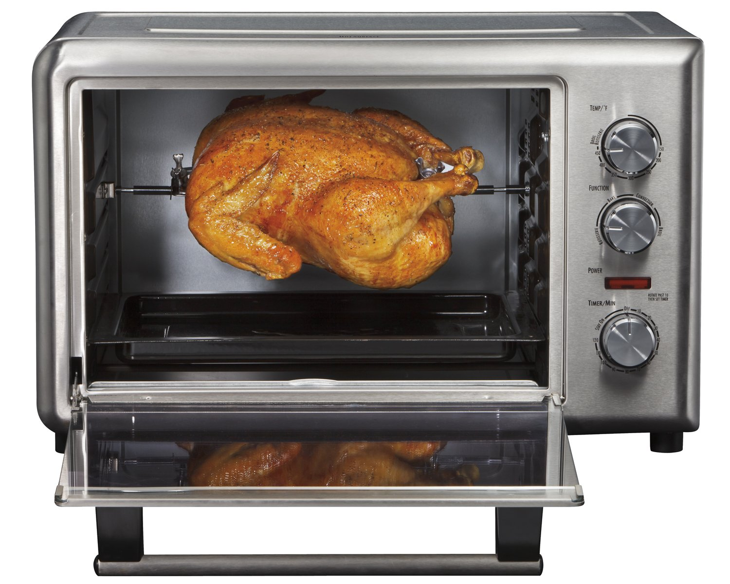 Hamilton Beach 31003A Countertop Oven with Convection & Rotisserie Review