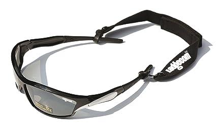 Amazon.com: Ladgecom Negro y Plateado Polarizado anteojos De ...