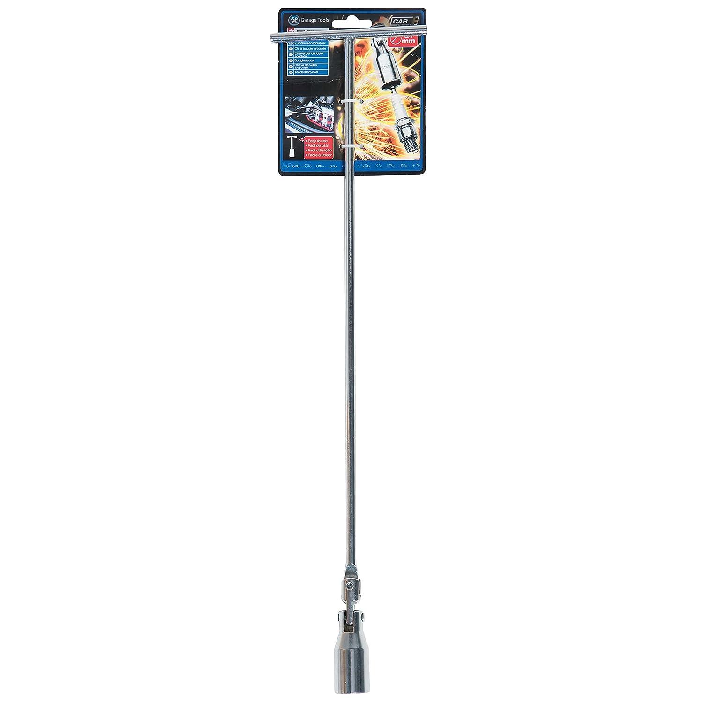 SUMEX 2707083 - Llave Bujía 35 cm, Articulada Diámetro 16 mm: Amazon.es: Coche y moto