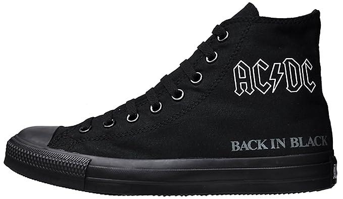 1b6bc6071c0b Converse Chuck Taylor All Star Colour  Black LEAD 111070 AC   DC Back in  Black