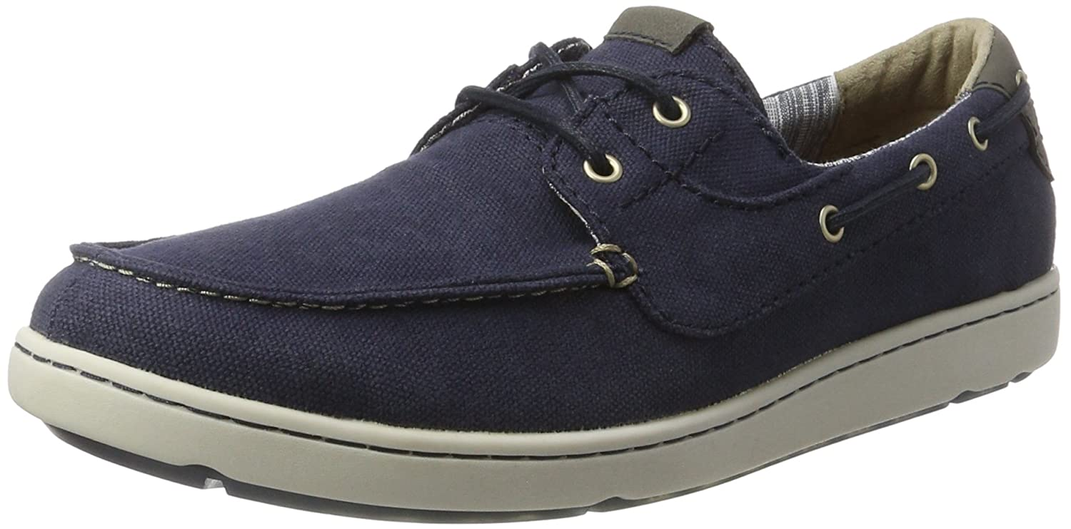 Rockport Gryffen 2-Eye Boat Shoe, Chaussures Bateau Homme