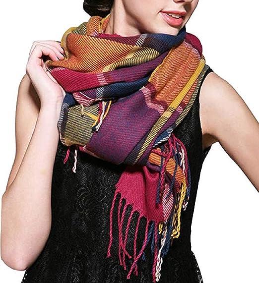 Femme Belle écharpe taille unique style Châle//Wrap