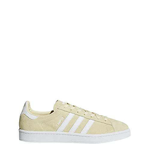 best loved fa68c c41f9 adidas Originals Men s Campus Shoe, Mist Sun Footwear White Footwear White,  7