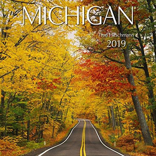 2019 Michigan Wall Calendar