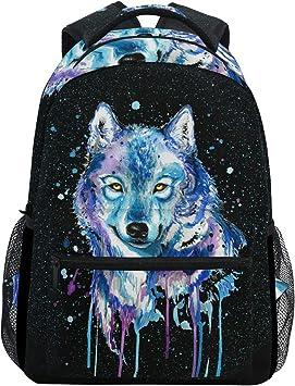 WOLF Multifunctional Bundle Backpack Shoulder Bag For Men And Women