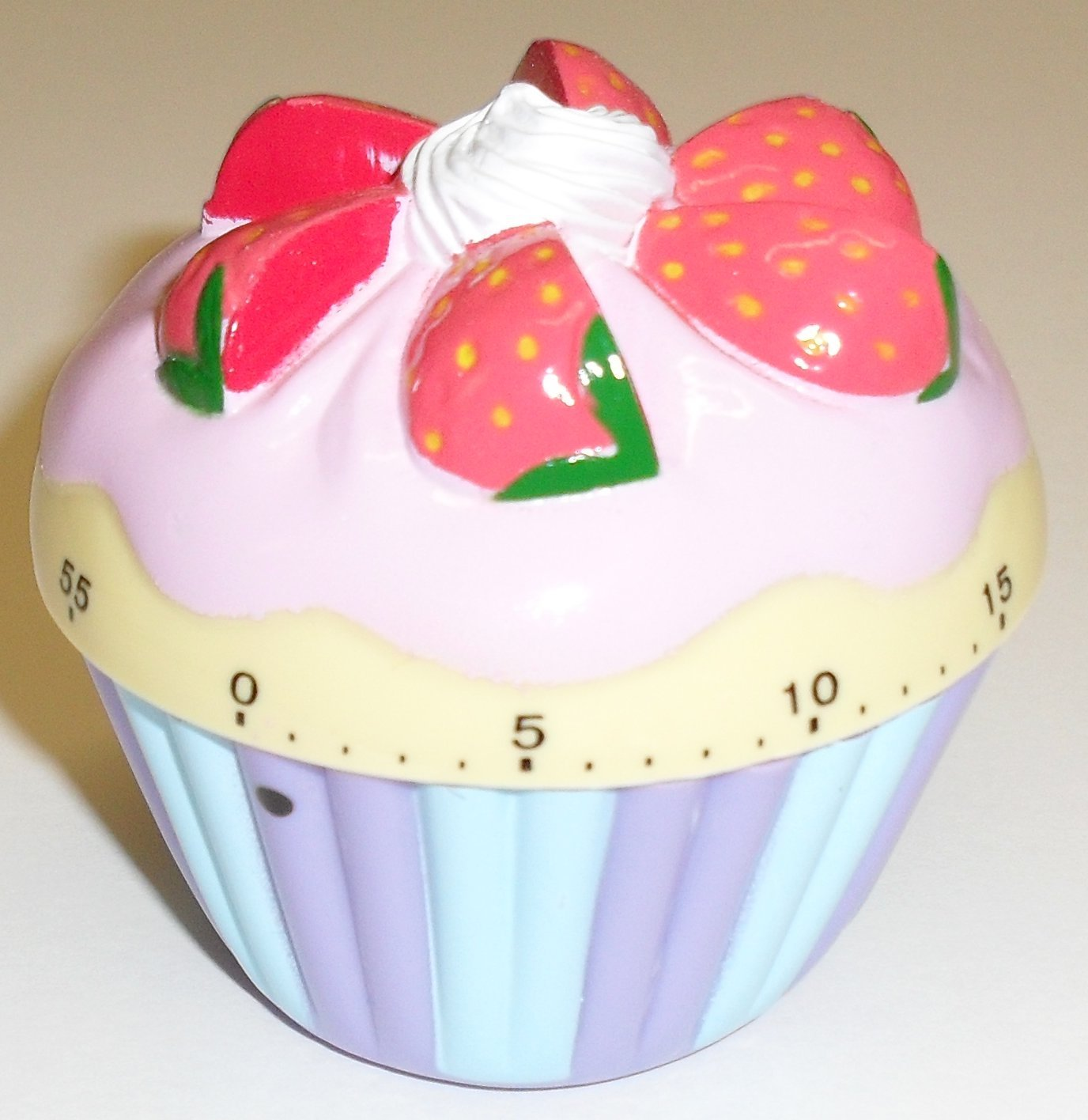 cup cake kitchen timer choice of 2 designs baby