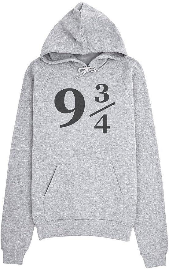 9 and 3//4 Platform Simple Design Mens Womens Unisex Sweatshirt
