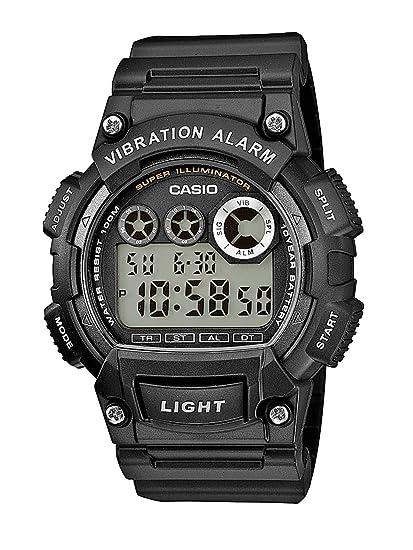 Casio Uhr W 735H 1AVEF digital mit Stoppuhr und