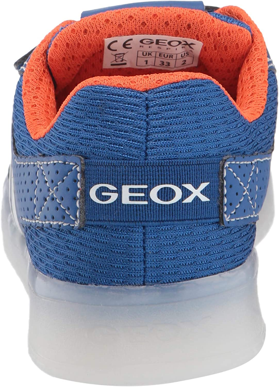 Geox J Kommodor Boy A Sneakers Basses gar/çon