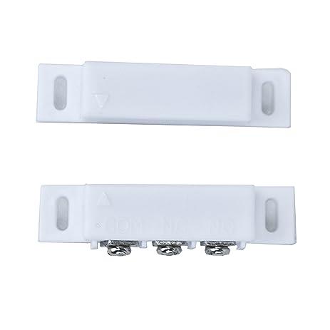 Amazon.com : ALEKO 10BS-MC27ST 10 Sets of Magnetic Contact ...