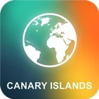 Islas Canarias Offline Mapa