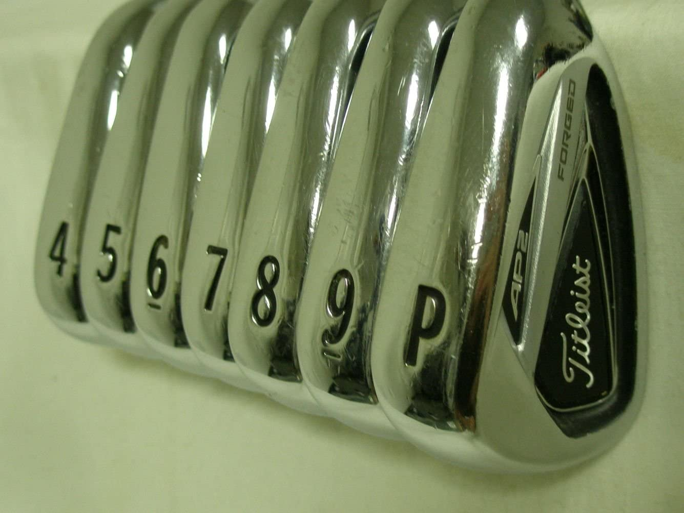 Titleist 716 AP2 Iron Set Right 4-PW