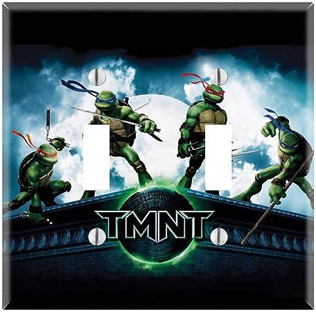 Teenage Mutant Ninja Turtles Single Rocker Gfi Switch plate Cover