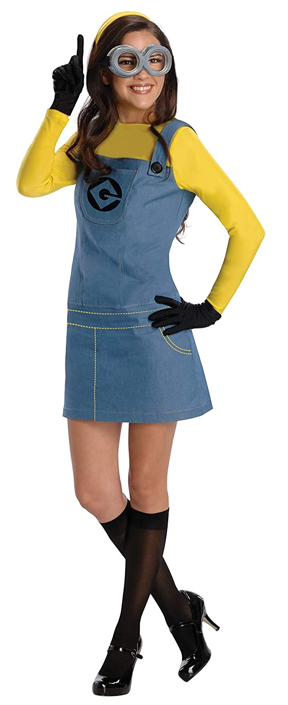 Rubbies - Disfraz de Minion para Mujer, Talla XS (887200XS)