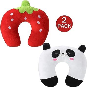 Amazon.com: Almohada cervical de viaje para niños de 2 ...