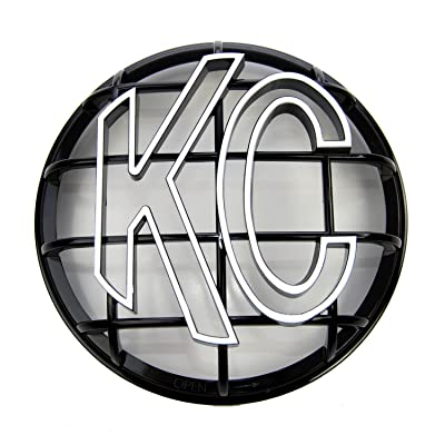 "KC HiLiTES 7216 6"" Apollo Series ABS Stone Guard - Single Guard: Automotive"