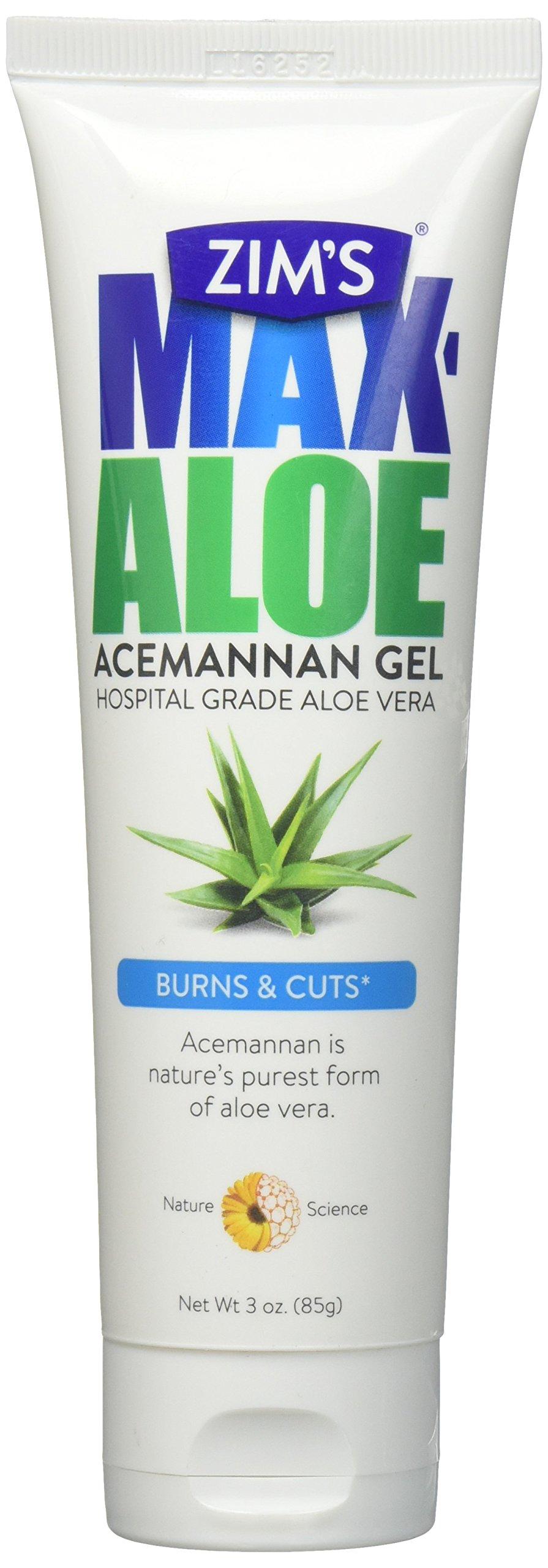 Zim's Advanced Acemannan Gel, 3 oz