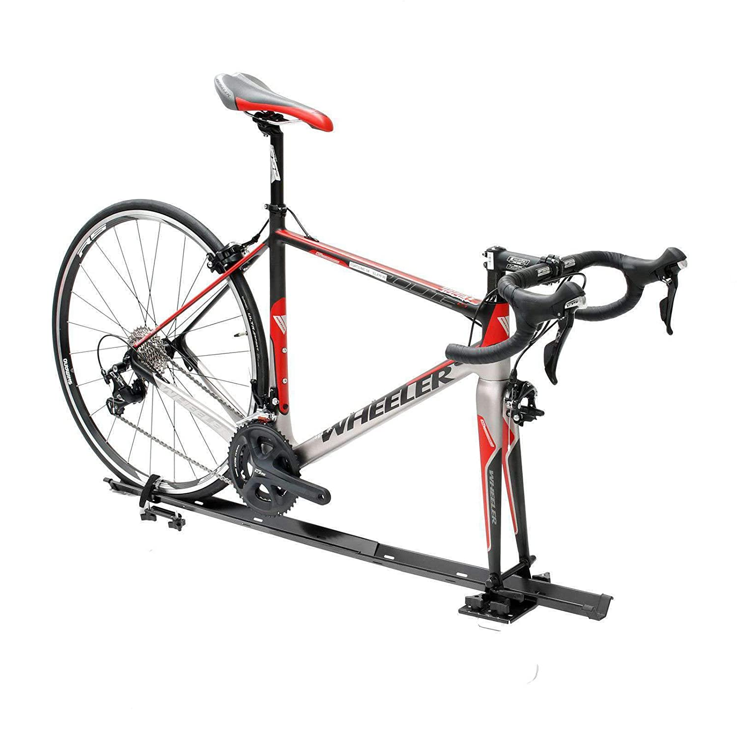 CyclingDeal 1 Bike Bicycle Car Roof Rooftop Carrier Fork Mount Rack