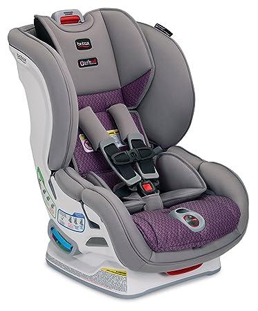 Amazon.com : Britax USA Marathon ClickTight Convertible Car Seat ...
