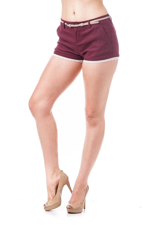 TALLA S. Hollywood Star Fashion - Pantalón Corto Deportivo - para Mujer