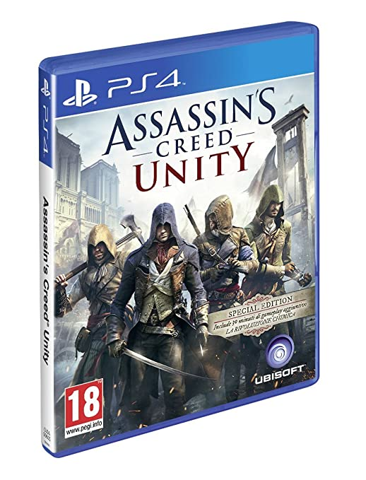 194 opinioni per Assassin's Creed Unity- Day-One Edition