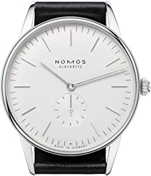 Nomos Orion 38 Mens Hand Wind Watch - 386